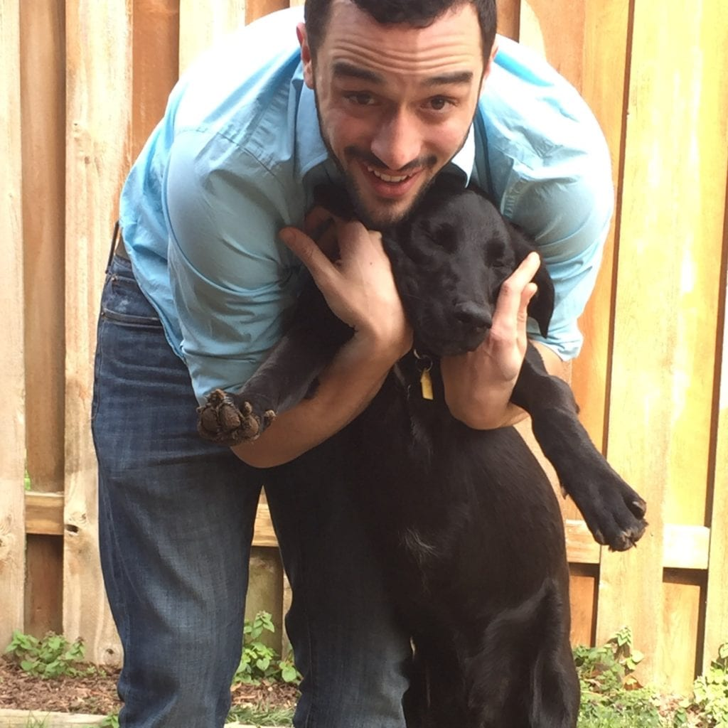 Alejandro Rodriguez Dog Walker Profile Photo