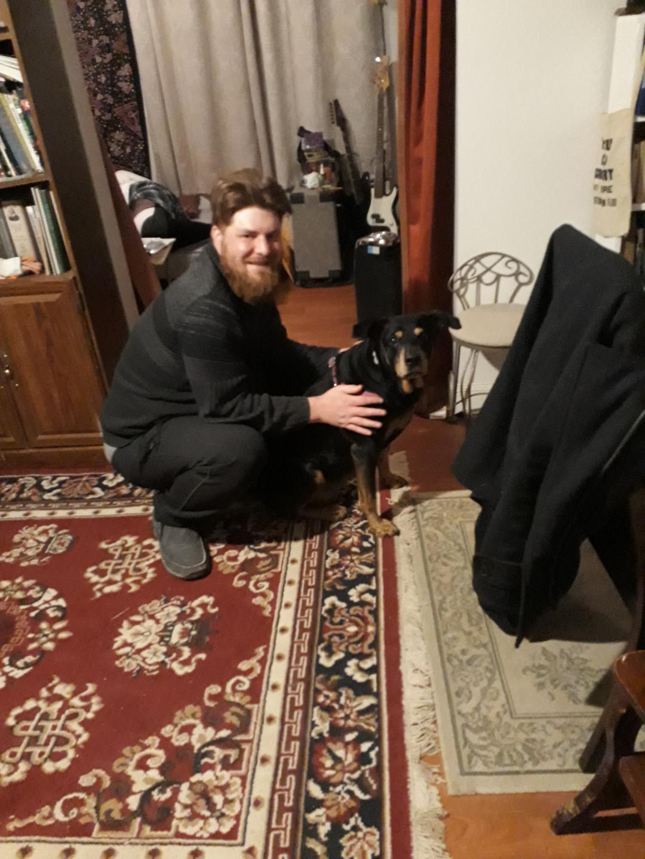 Greg E - Dog Walker - Profile Photo