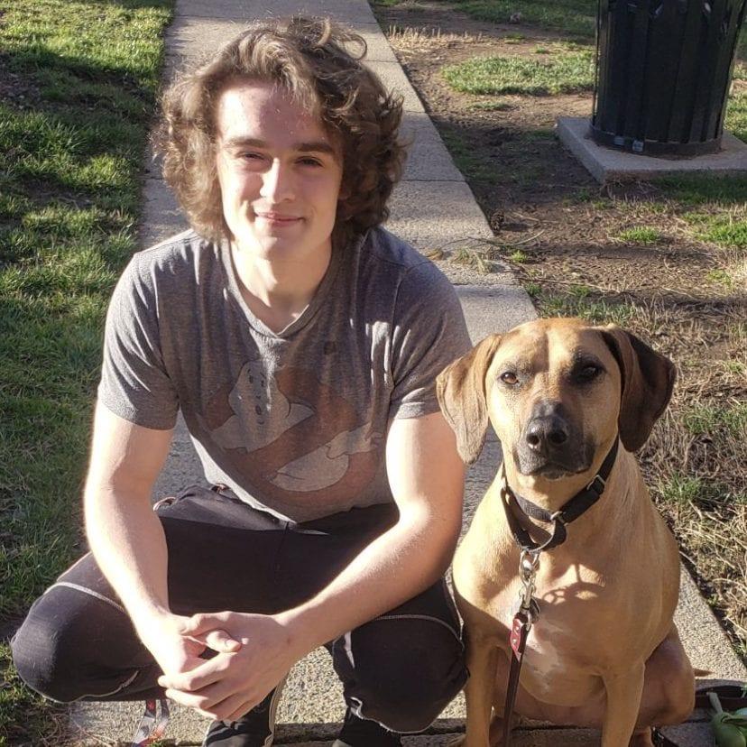 Jake A - Dog Walker - Profile Photo