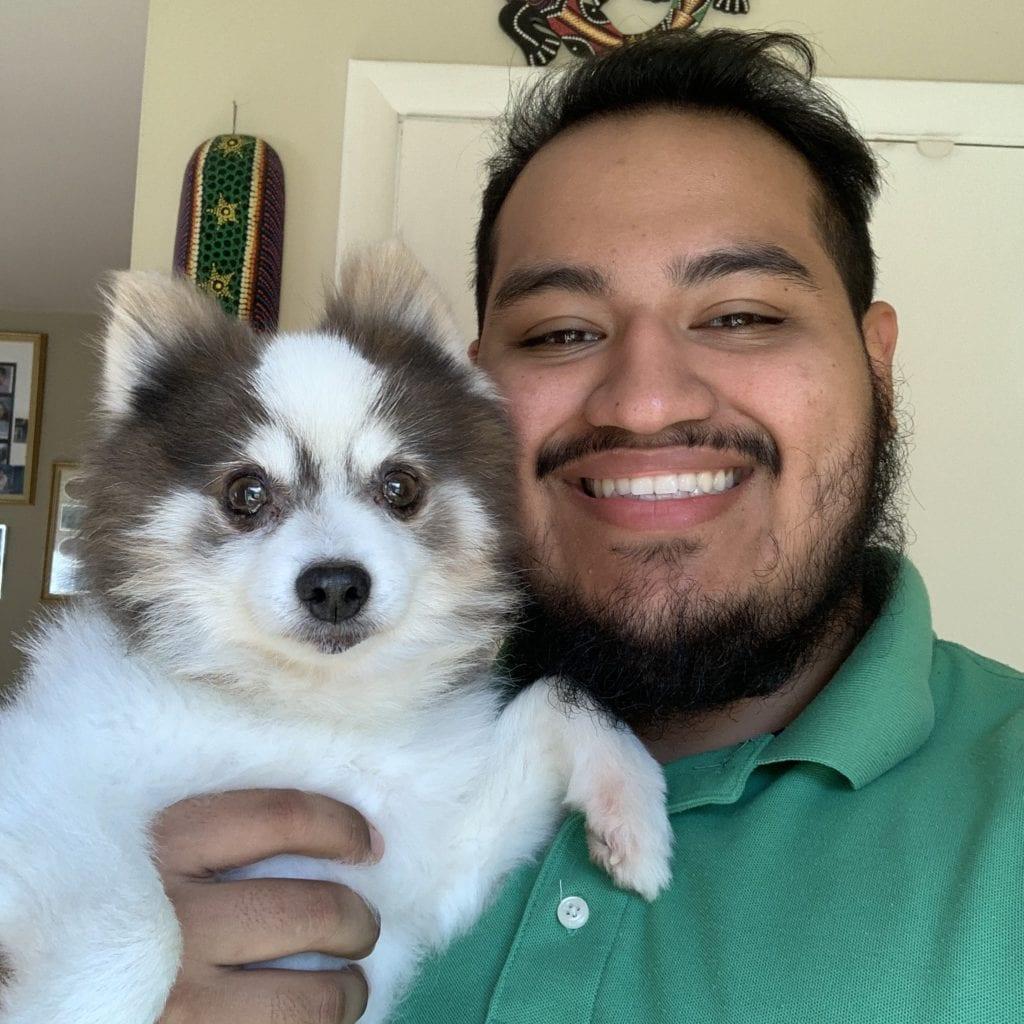 Paul Altamirano Dog Walker Profile Photo