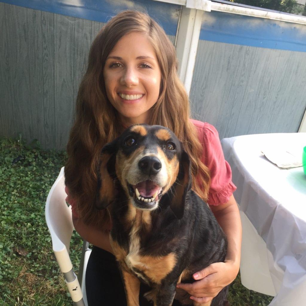 Ashley Pearce Dog Walker Profile Photo