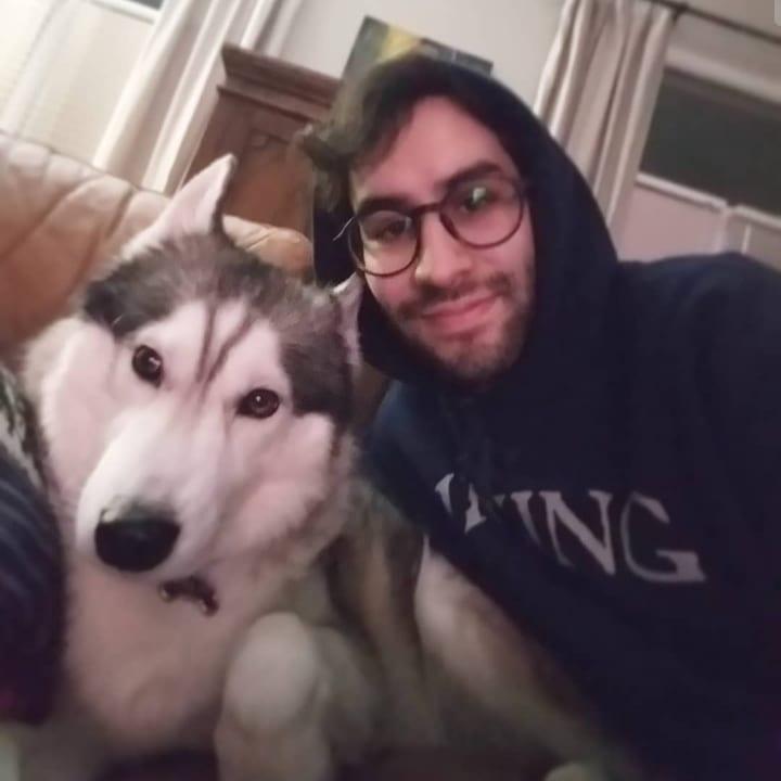 Gonzalo Betancor Dog Walker Profile Photo